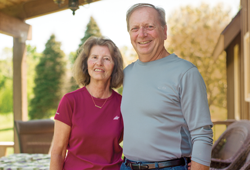 Jim and Donna Neureuther